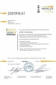 zertifizierter Immobilienmakler Rosenheim