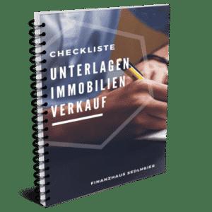 Chekliste Unterlagen Immobilienverkauf Rosenheim