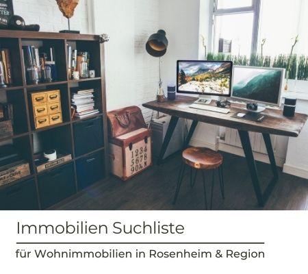 Immobilien Suchliste Rosenheim