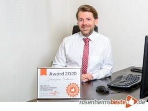 Rosenheims bester Immobilienmakler